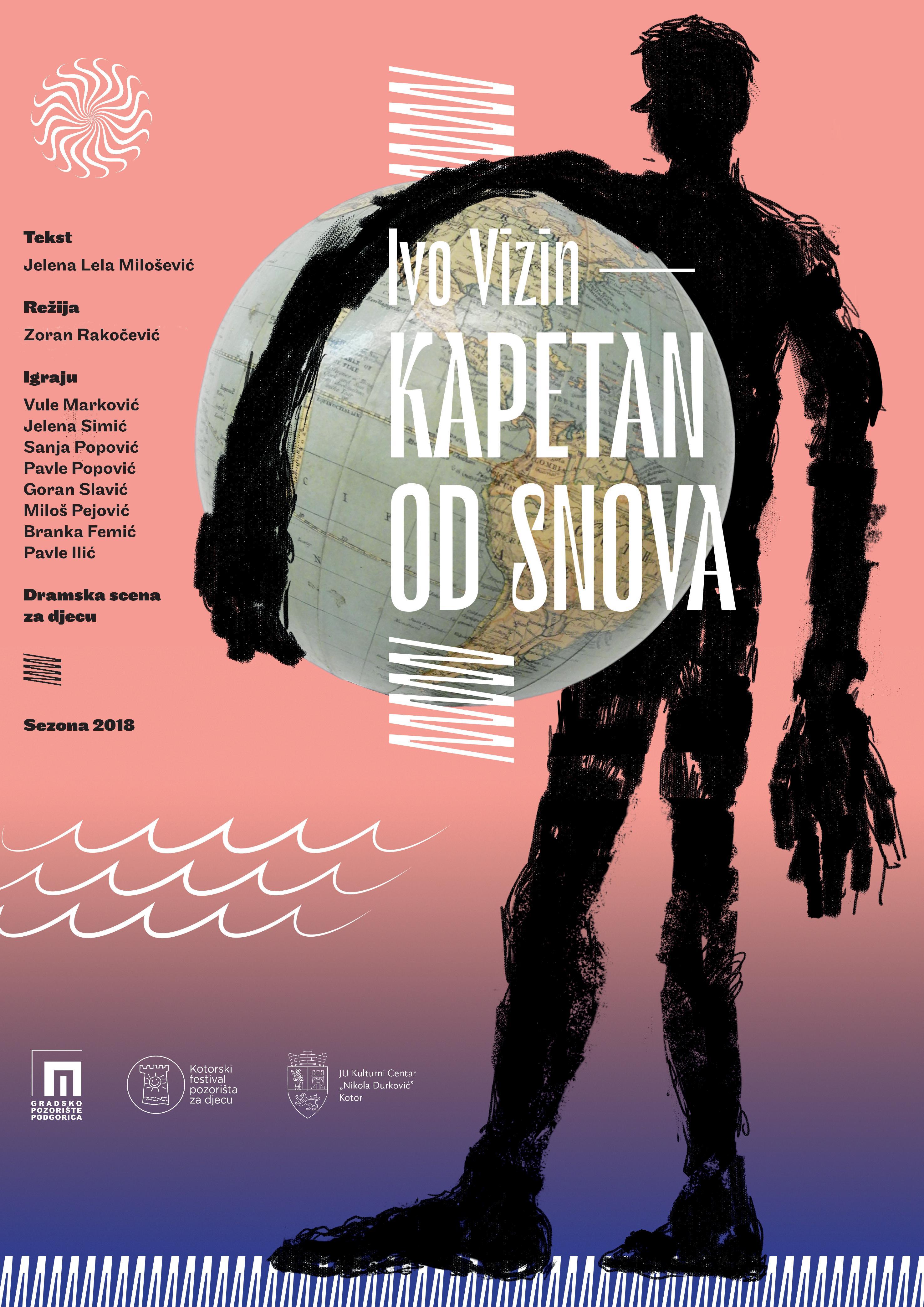 Ivo Vizin - kapetan od snova (12+)