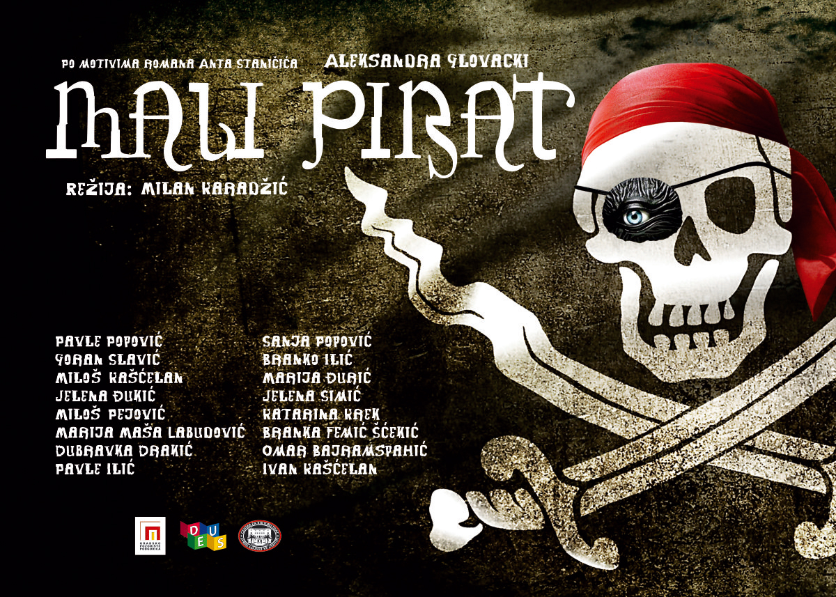 Mali pirat (8+)