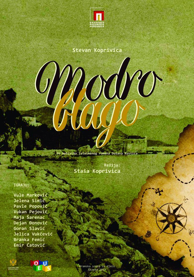 """MODRO BLAGO"" (8+)"