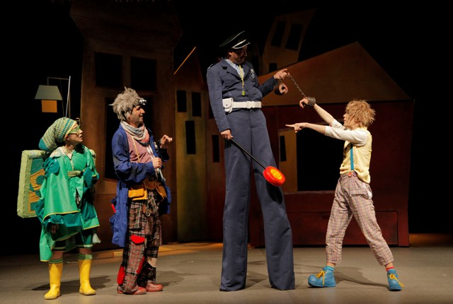 "Predstava ,,Pinokio"" (6+) na našem YouTube kanalu"