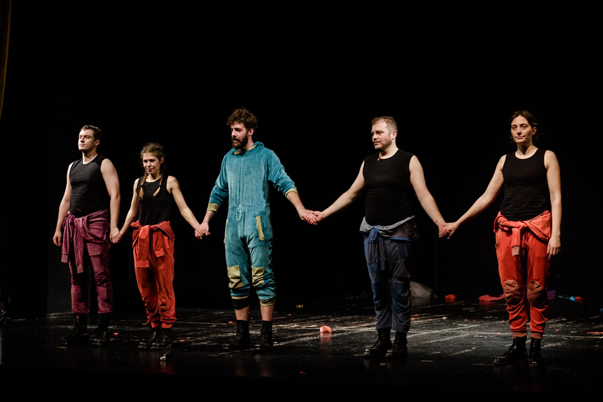 """Predstava ,,Plastelin"""" izvedena je druge večeri festivala ,,Ruta"""""""